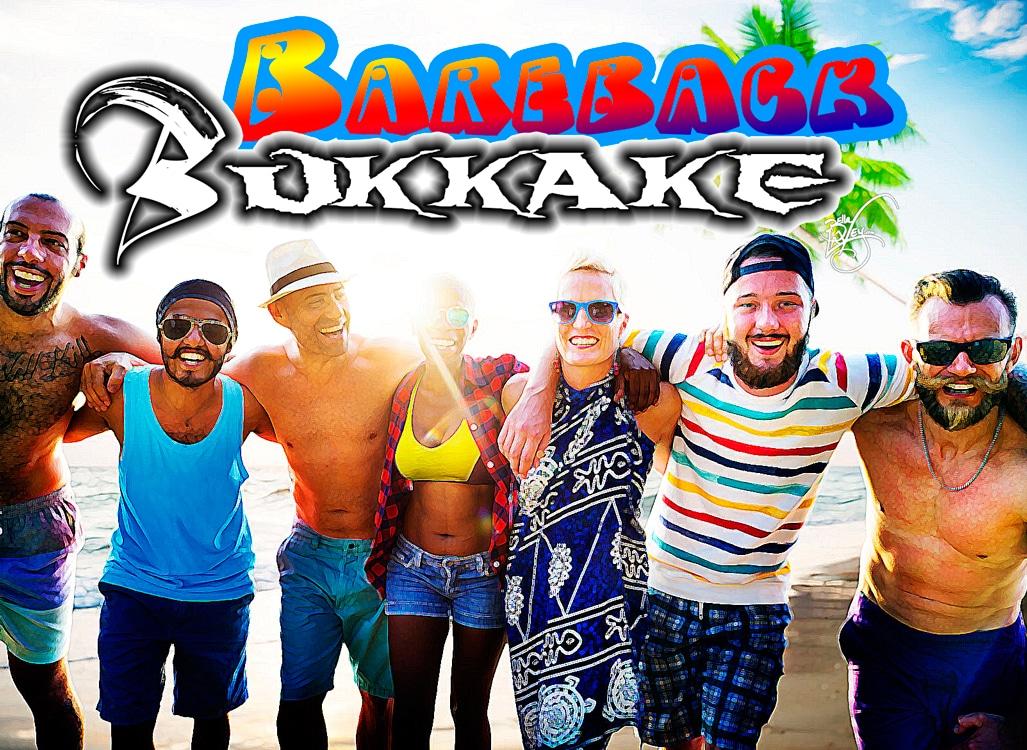 Bareback Bukkake